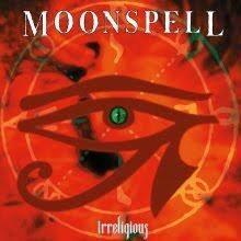 Irreligious Winyl+CD Moonspell