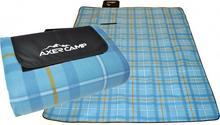 Axer Sport Koc piknikowy AXER SPORT 210 x180 cm Niebieski