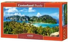 Castorland Puzzle 600 elementów Ko Phi Phi Island Thailand