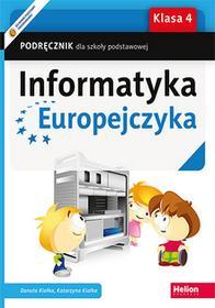 Informatyka Europejczyka Podręcznik dla szkoły podstawowej Klasa 4