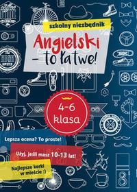 OLESIEJUK Szkolny niezbędnik Angielski to łatwe! praca zbiorowa