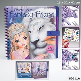 Plus-z Zestaw kreatywny Fantasy Friend TopModel 8061A