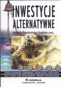 Pruchnicka-Grabias Izabela Inwestycje alternatywne
