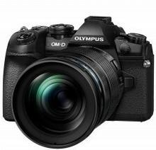 Olympus OM-D E-M1 mark II + 12-100 Pro czarny