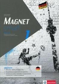 LektorKlett - Edukacja Magnet smart 1 Zeszyt ćwiczeń z interaktywnym pakietem ucznia. Klasa 1-3 Gimnazjum Język niemiecki - Opracowanie zbiorowe