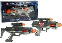 Lean Toys Toys, pistolet Space Defender