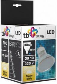 TB Energy Żarowka GU 10 230V 4,5W Ciepły 5901500509961