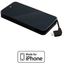TTEC Easy Charge Slim Powerbank 6000mAh Kolor Czarny
