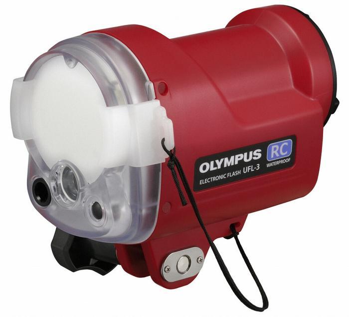 Olympus UFL-3 lampa b?yskowa 4545350047405