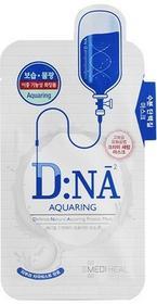 Mediheal D:NA Proatin Aquaring 25 ml Nawadniająco-rozjaśniająca maska do twarzy Mediheal