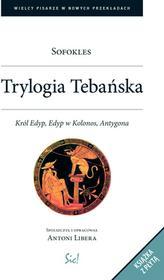 Sic Trylogia Tebańska + CD - Sofokles