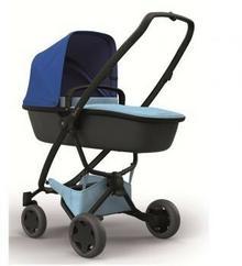 Quinny Wózek głęboko-spacerowy 2w1 Zapp Flex Plus niebieski