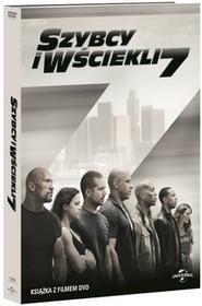 Filmostrada Szybcy i wściekli 7. DVD + książeczka James Wan