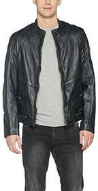 Mustang Leather kurtka męska Santiago, kolor: wielokolorowa, rozmiar: x-large B01N7BXRE1