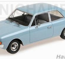 Minichamps Opel Rekord C Saloon 1966