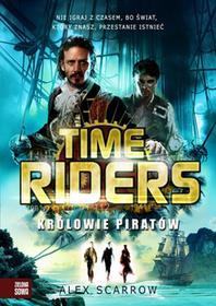 Zielona Sowa Królowie piratów tom 7 - Alex Scarrow