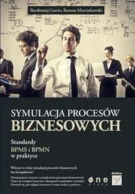 OnePress Symulacja procesów biznesowych Standardy BPMS i BPMN w praktyce - Bartłomiej Gawin, Bartosz Marcinkowski