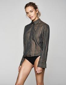 Saint Body Body Stripes Shirt