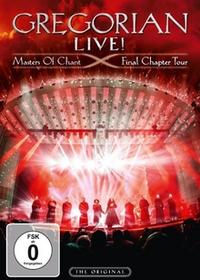 Live! Masters Of Chant The Final Chapter (Strictly Limited Fan Edition). CD + Blu-ray Disc