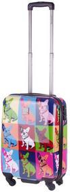 Saxoline Mała kabinowa walizka Bulldog S