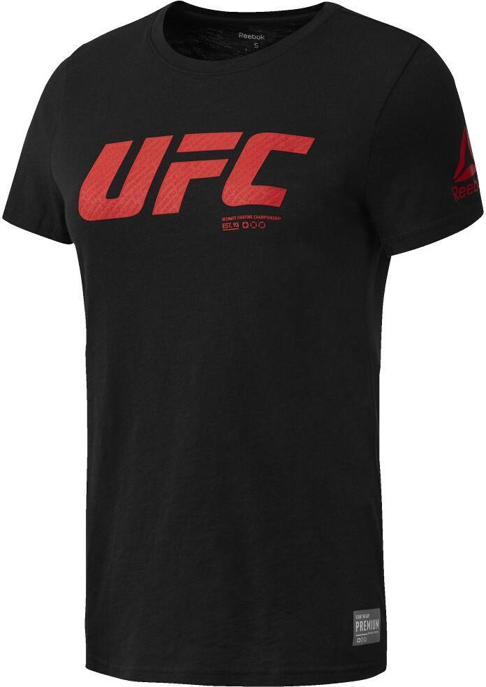 Reebok KOSZULKA UFC FG LOGO TEE