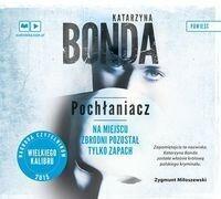 Muza Pochłaniacz (audiobook CD) - Katarzyna Bonda