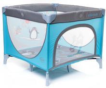 4Baby łóżeczko turystyczne Colorado niebieskie
