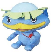 Hasbro YKA Yokai Figurka pluszowa Walkappa W1HASM0UCI00006