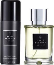 David Beckham David & Victoria Beckham David & Victoria Beckham Instinct - Zestaw (edt/50ml + deo/spray/150ml) David & Victoria Beckham Instinct - Zestaw (edt/50ml + deo/spray/150ml)