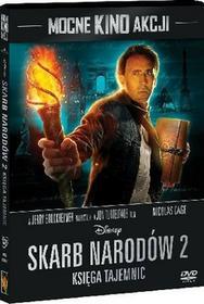 Galapagos Skarb narodów Księga tajemnic Mocne kino akcji DVD Jon Turteltaub