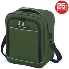 Travelite Torba podróżna podręczna DERBY 87504-80 Zielona - zielony 87504-80