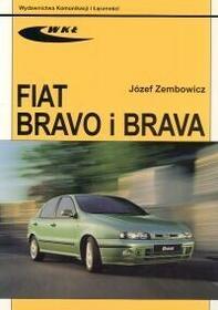 Wydawnictwa Komunikacji i Łączności WKŁ Fiat Bravo i Brava - Józef Zembowicz