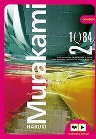 Muza Haruki Murakami 1Q84. Tom 2 (audiobook)