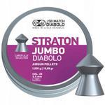 Diabolo Śrut Jsb Jumbo Straton 5,5 mm Ostry 250szt