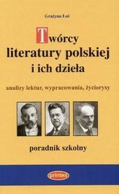 Printex Twórcy literatury Polskiej i ich dzieła - Grażyna Łoś
