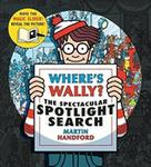 Martin Handford Wheres Wally? The Spectacular Spotlight Search