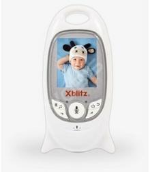 Xblitz Baby Monitor bezprzewodowa niania elektronic BABY MONITOR