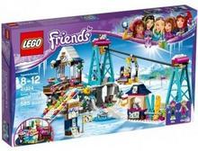 LEGO Friends Wyciąg narciarski w zimowym kurorcie 41324