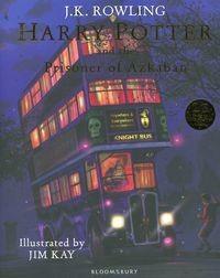 Harry Potter and the Prisoner of Azkaban J.K Rowling