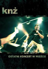Kazik Na Żywo Ostatni koncert w mieście DVD)