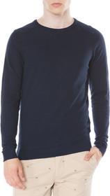 Jack & Jones Ribe Sweater Niebieski L (153546)