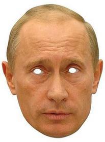 Maska Putina przebrania śmieszne gadżety 1694