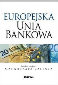 Difin Europejska unia bankowa - Difin