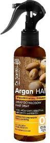 Sante Dr Argan Hair Spray ułatwiający rozczesywanie do włosów uszkodzonych 150ml ELFA PHARM