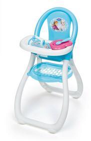Smoby Kraina Lodu Frozen Krzesełko do karmienia dla lalek 240204