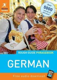 Rough Guide Niemcy rozmówki Rough Guide German Phrasebook