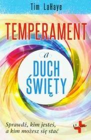 Vocatio Oficyna Wydawnicza Tim LaHaye Temperament a Duch Święty