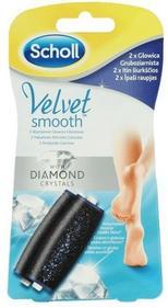 Scholl Scholl rolki wymienne do Velvet Smooth gruboziarniste Diamond 8163956 Enova28056