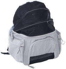zooplus Exclusive Plecak/torba transportowa Sightseeing Dł x szer x wys. 32 x 21 x 46 cm