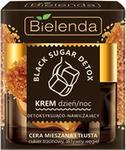 Bielenda Black Sugar Detox krem detoksykująco-nawilżający 50ml